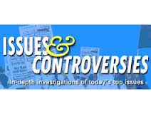Issues and Controversies Logo