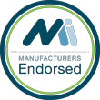 Manufacturers endorsed logo