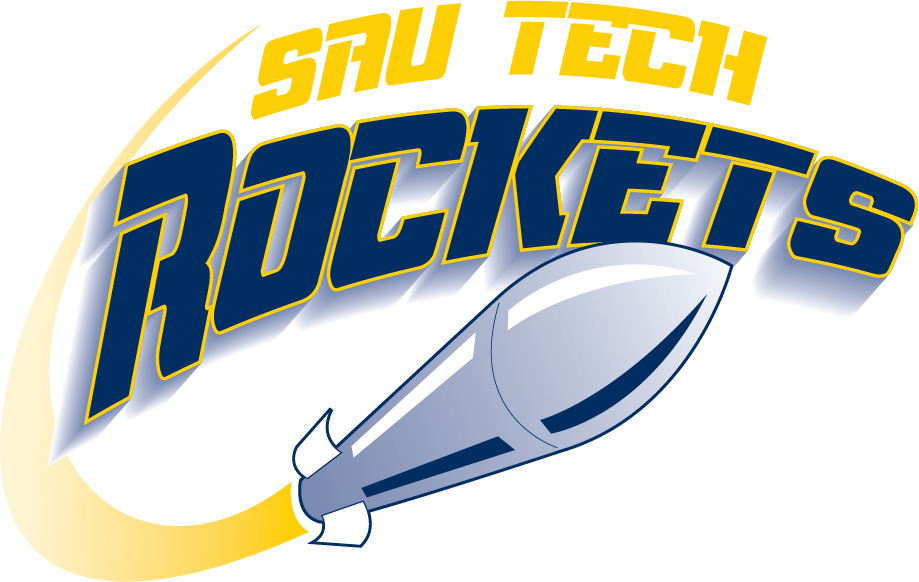 logo of a rocket that links