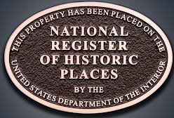 National Register of Historic Places Seal