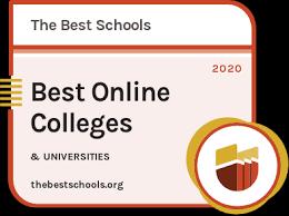 logo for best online colleges